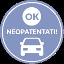 Ok per Neopatentati